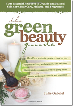 Book-green beauty guide-julie gabriel