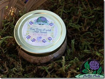 batty-tea tree scrub