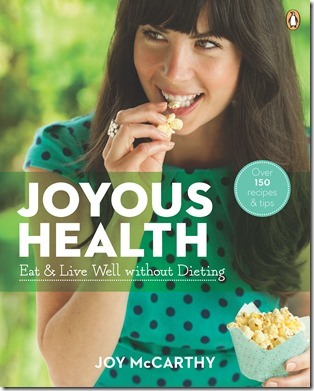 Joyous Health-Joy McCarthy