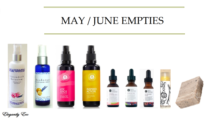 5-May-June Empties