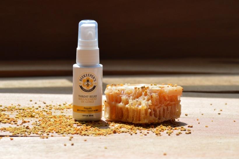 BKN spray and honeycomb